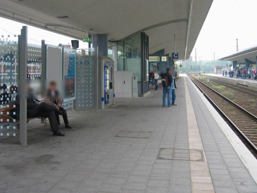 Hbf, Bstg., Gleis 4, 2. Sto.