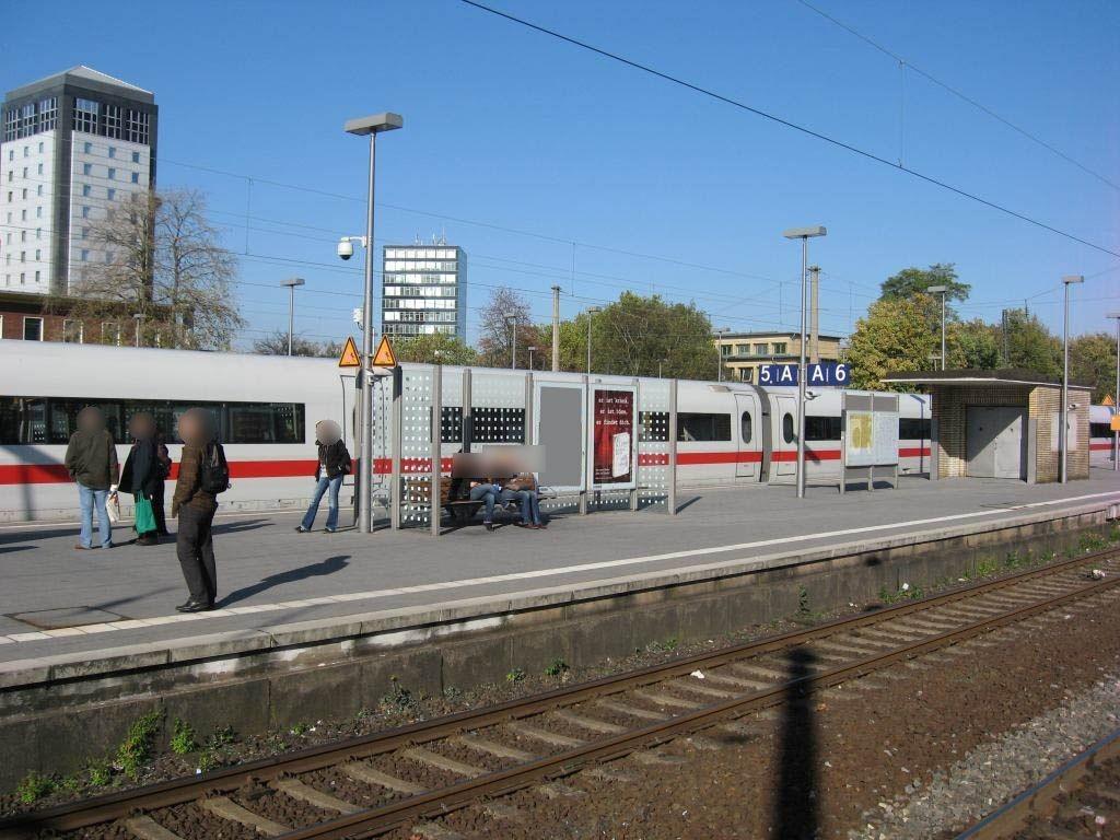 Hbf, Bstg., Gleis 6, 4. Sto.