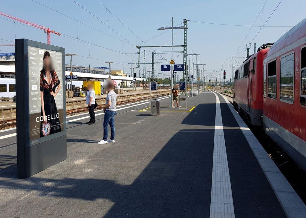 Hbf, Bstg., Gleis 12, 2. Sto.
